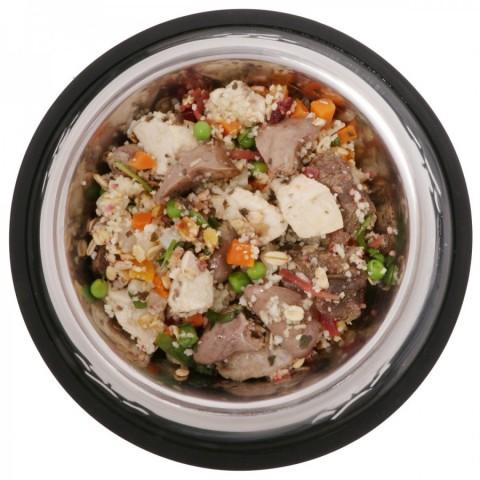 Mixáno vařené maso hovězí