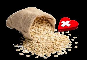 VLOČKY, petržel list, pivovarské kvasnice, lněné semínko, minerály a vitamíny