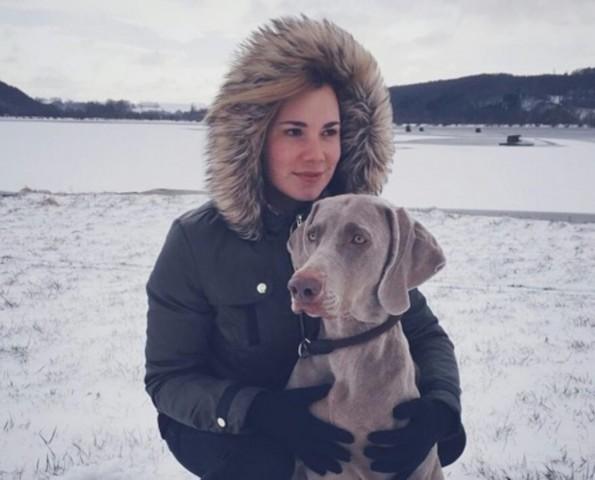 Bára Digoňová a Abi